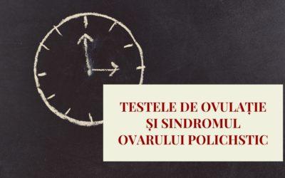Testele de ovulație și sindromul ovarului polichistic